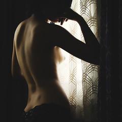 Untitled (Reggie J Photography) Tags: lighting light woman girl contrast nude j high vietnamese breast tits natural boobs side curtain shy vietnam lovely reggie artisticnude vietnamesegirl vit reggiej reggiejormungandr reggiejphotoscom