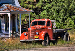 Sumpter Oregon (Pattys-photos) Tags: old oregon truck sumpter