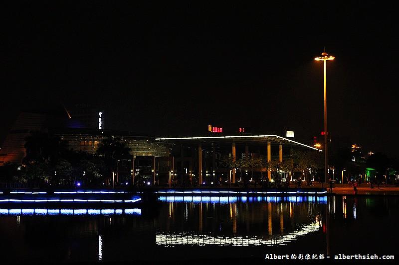 【東莞夜生活】亞洲第一廣場&玉蘭大劇院 (4)