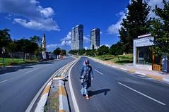 Zeytinburnu'nda Hayat Var (NATIONAL SUGRAPHIC) Tags: street people clouds istanbul roads bulutlar tombs sokak 16x9 insanlar zeytinburnu yollar türbeler kazlıçeşme sugraphic deryaialibabatürbesi