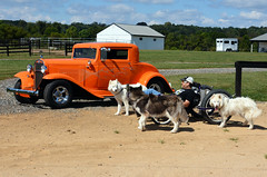 """Notice Chase & Zarro Looking At Each Other Saying, We Can Beat This 32 Chevy • <a style=""""font-size:0.8em;"""" href=""""http://www.flickr.com/photos/96196263@N07/9887546593/"""" target=""""_blank"""">View on Flickr</a>"""