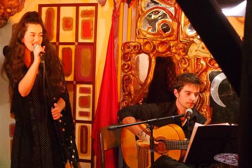 Kelka et Paul - Photo Sabine Verquerre