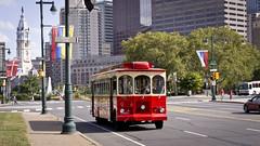 Autobus o trolebus en Philadelphia