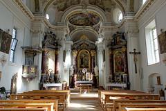 Die Pfarrkirche von Ranggen (Oberau-Online) Tags: austria tirol sterreich sony kirche tyrol innsbruck compact pfarrkirche rx100 travellight ranggen sonyrx100