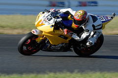 Number 13 Yamaha YZF-R6 ridden by Charles Weaver (albionphoto) Tags: usa nj charles racing ktm american ama triump