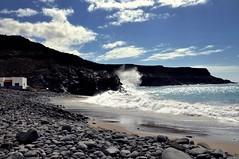 AtlanticO (Claudia Gaiotto) Tags: fuerteventura olas torremolinos oceano atlantico canaryisland sopravento islacanaria playadelosmortos