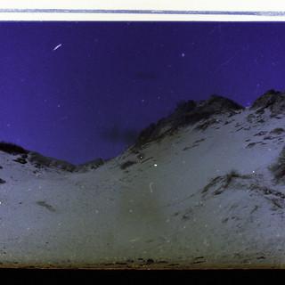 half frame sand dunes