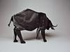 Water Buffalo (Rydos) Tags: water paper square uncut buffalo model origami korean fold folding hung waterbuffalo nguyen cuong designed hanji nguyenhungcuong