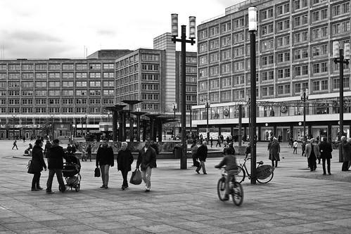 People on Alexanderplatz Ⅴ