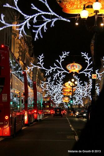 Buses on Regent Street 2