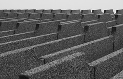 Wall (taraschmidtphotog) Tags: abstract castle stone wall rough turned
