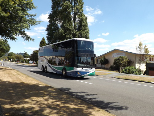 Scania K124EB6 Kiwi Bus Builders, FPA 134