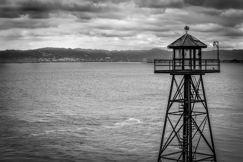 Alcatraz - Watch Tower