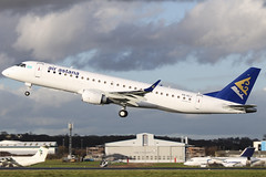 Air Astana - Embraer ERJ-190LR - P4-KCJ (OPT Photos) Tags: southend sen e190 airastana londonsouthend egmc embraererj190lr p4kcj