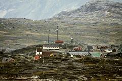 View of Nanortalik Greenland Best viewed Large (sobergeorge) Tags: msveendam groenland nanortalikgreenland deepnorth sobergeorge voyageofthevikings bysobergeorge greenlandlandscape vpu2 vpu3 vpu4 vpu5 vpu6 vpu7 vpu8 vpu9 vpu10 scenicgreenland viewgreenland nanortaliklandscape