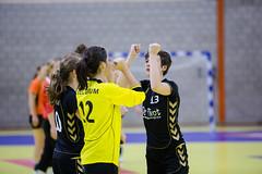 Selectie u23 vs Jong Jong Oranje (cedjans) Tags: belgium belgie vs handball oranje jong dames selectie handbal u23