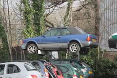 1990/91 Ford Escort XR3i Cabriolet