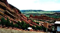 Red Rock Amphitheater - Colorado (Marcie Braden) Tags: colorado amphitheater redrock