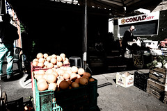 Orange (Andrea Scire') Tags: people orange fruit andrea streetphotography sicily seller scir andreascire andreascir phandreascire