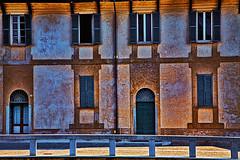 Robecco sul Naviglio (Milano)-1 (Marco Trovò) Tags: italy milano case canon5d lombardia hdr ville naviglio paesi robeccosulnaviglio marcotrovò marcotrovo