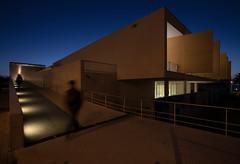 Library in Alcochete (Antnio Alfarroba) Tags: portugal library biblioteca alcochete