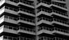 vista urbano (Andy WXx2009) Tags: city windows urban blackandwhite building tower tourism monochrome skyline architecture modern concrete spain europe cityscape apartment artistic streetphotography espana mallorca palma minamalist mygearandme infinitexposure