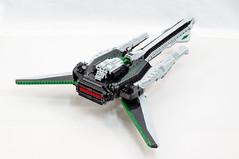 VOAT -- Glave 2014 -- Rear (Uspez) Tags: lego space starfighter voat