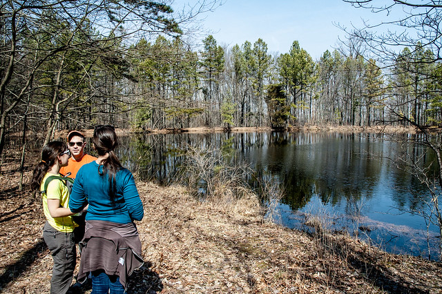 Follow the Watershed Ecotour - Hoosier National Forest - March 21, 2014