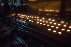 Candle light (MrBlackSun) Tags: nikon hungary basilica budapest ststephens 2014 ststephensbasilica hongarije szentistvnbazilika sintstefanusbasiliek nikoncoolpixa coolpixa