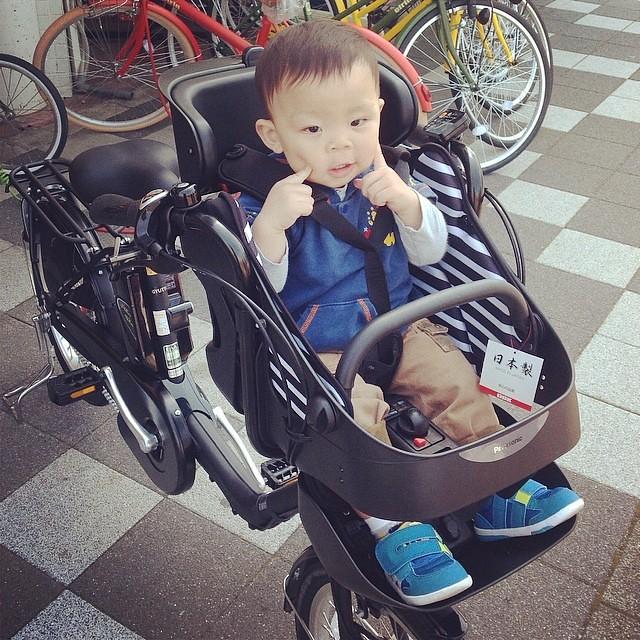 ... 乗り対応 #電動アシスト自転車