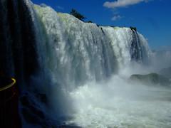 DSCF5955 (JohnSeb) Tags: brazil paraná argentina rio brasil río river waterfall nationalpark fiume rivière cataratas fluss iguazu iguazú cascada 河流 iguaçu rivier johnseb 川 southamerica2012