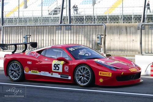 "Ferrari Challenge, EuroV8Series, EuroGTSprint • <a style=""font-size:0.8em;"" href=""http://www.flickr.com/photos/104879414@N07/13651767783/"" target=""_blank"">View on Flickr</a>"