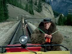 Railrodder