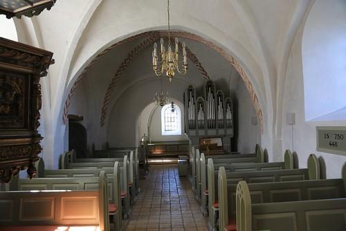 Jystrup kirke - interior 2014-04-15-2