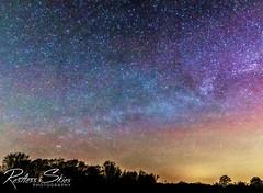 Colourful Milky Way II