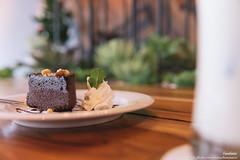 初訪黑浮咖啡-凹陷巧克力蛋糕2 (Tacolaire) Tags: 台灣 風景 生活 小品 攝影
