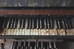 Symphony No. 5 (Denisa Colours of Decay) Tags: abandoned urbex urbanexploration urban exploration explore piano forgotten lost church czphoto canon tokina decay detail