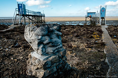 Sculpture marine (Fabrice Denis Photography) Tags: seascapephotography france charentemaritime coastalphotography sea sculpture atelierphotobalades ocean carrelets coastal oceanphotography seascapes fouras seascapephotographer nouvelleaquitaine seascapephotos cabanedepêcheurs fr