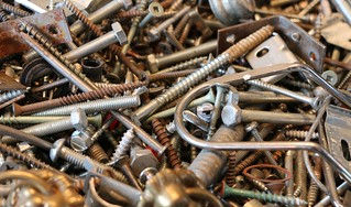 Hardware ( Made of Metal ) Explored