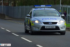 Ford Mondeo East kilbride 2013 (SF09 NUX ) (seifracing) Tags: uk rescue cars ford car station fire scotland europe cops force britain glasgow scottish police rover security ambulance east vehicles research land british van emergency polizei spotting services policia recovery strathclyde scania brigade armed polis polizia ecosse kilbride policie 2013 seifracing