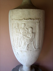 010 - Funerary marker (Scott Shetrone) Tags: other graveyards events places athens greece 5th kerameikos anniversaries
