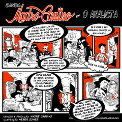 Episdio 2 - O analista (Madre Cassino) Tags: comics web cassino projeto madre
