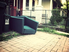 (ideas_dept) Tags: toronto chair empty beverlyst uploaded:by=flickrmobile flickriosapp:filter=mammoth mammothfilter