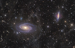 M81-82 and Integrated Flux Nebula (astroeder) Tags: deepspace competition:astrophoto=2013