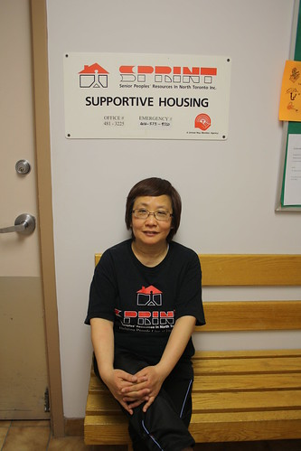 Grace - Personal Support Worker - Supportive Housing