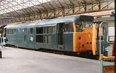 31437 Manchester Piccadilly 19th July 1984 (Skelton80s) Tags: manchester july piccadilly 1984 19th 31437