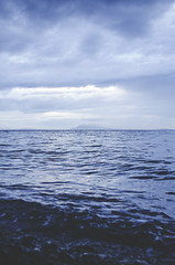 DSC_2279 (DeepLovePhotography) Tags: ocean blue storm beach nature water rain clouds landscape vancouverisland westcoast nikond7000 deeplovephotography seanhelmn