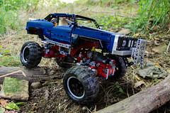 Lego Technic #41999 Crawler (Oxycrest) Tags: lego technic crawler 41999 techlug