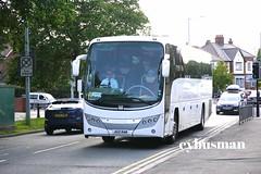 Rambler Hastings JG12RAM. (EYBusman) Tags: road bus sussex volvo coach holidays yorkshire go east just independent hastings rambler panther coaches bridlington paragon plaxton b9r hilderthorpe eybusman jg12ram