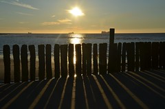 Avondzon (Omroep Zeeland) Tags: zeeland weer zeeuws nieuwvliet omroepzeeland